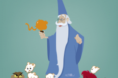 Torneo Mellow Battle a tema magia: vincitore Merlino