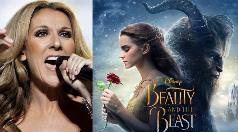 celine dion beauty and the beast