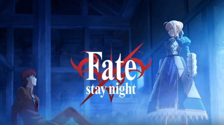 fate stay night