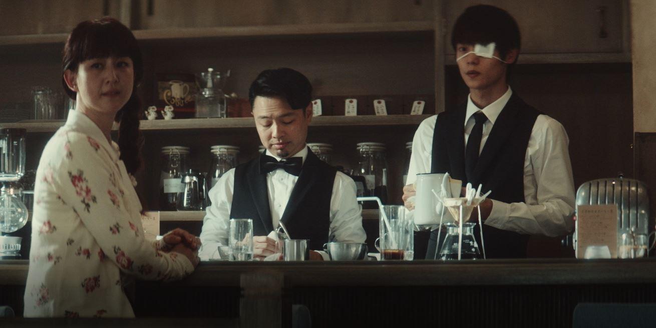 Tokyo Ghoul caffè