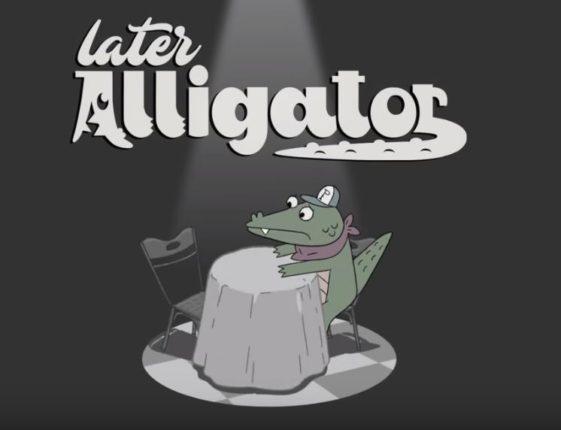 alligatore gioco