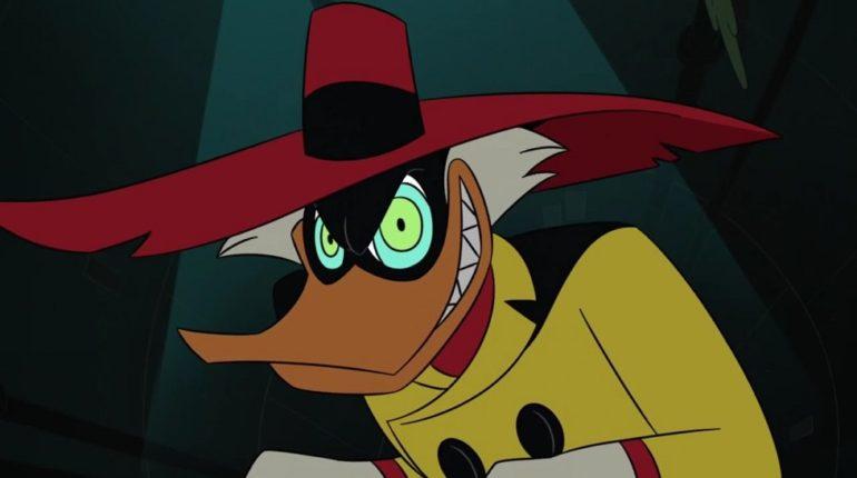 Svelate le origini di Negaduck, il più grande nemico di Darkwing Duck 1