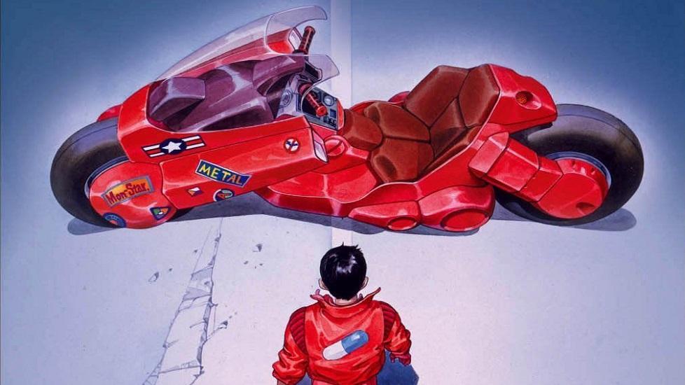 Katsuhiro Otomo è al lavoro sulla nuova serie anime di Akira