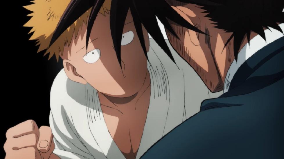 Saitama Vs Suiryu le arti marziali negli anime e in One-Punch Man