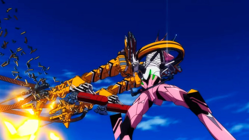 Evangelion 3.0+1.0 i primi 10 minuti sono già online!