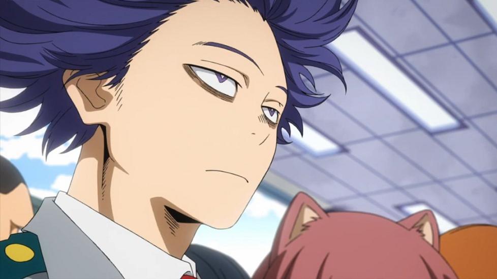 Le occhiaie di Hitoshi Shinso: uno dei suoi segni distintivi!