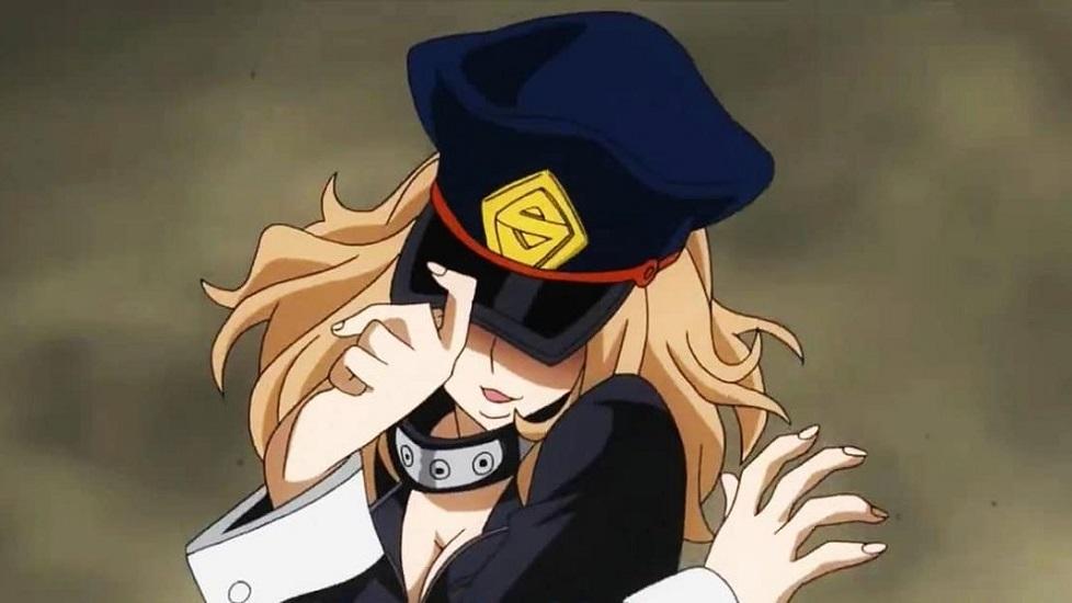 Camie Utsushimi: la studentessa del Liceo Shiketsu che vuole diventare un eroina!