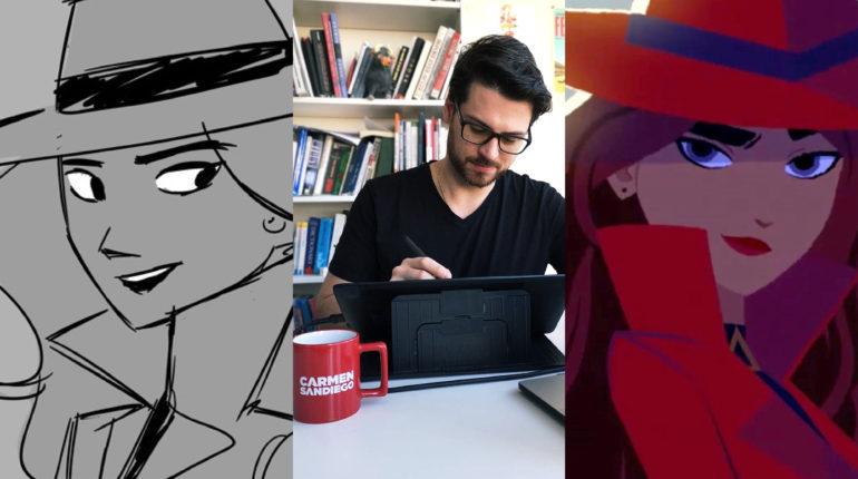 Camillo Clauser storyboard artist