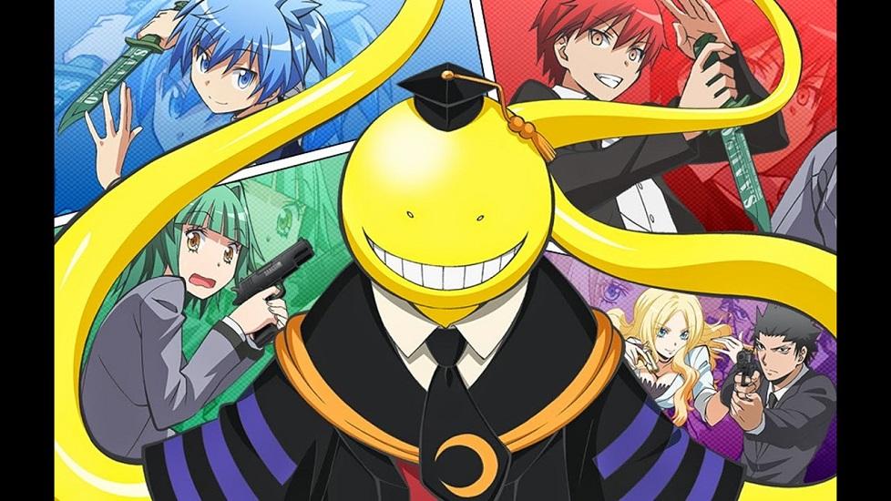 Assasination Classroom è un anime simile a GTO, poiché è ambientato in una scuola e il protagonista è un insegnante molto bizzarro