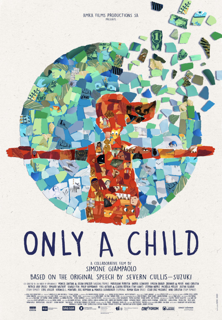 Only a child