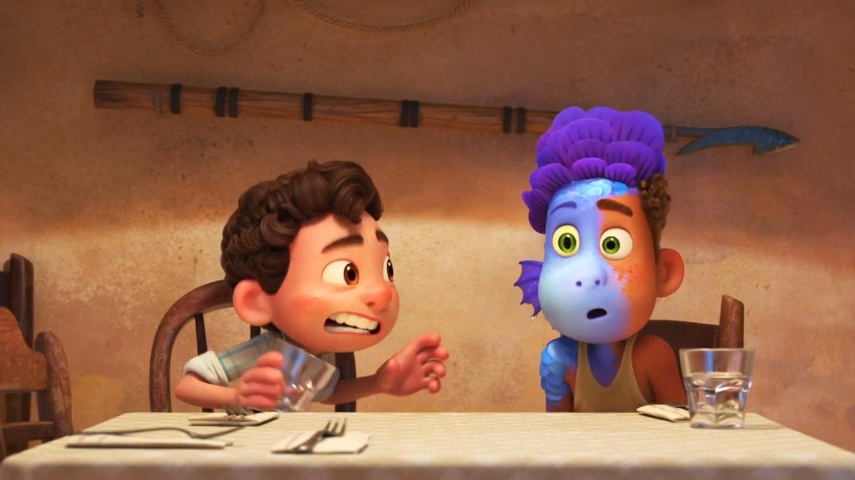 Luca, il primo trailer del nuovo film Disney Pixar - Mellow Animazione
