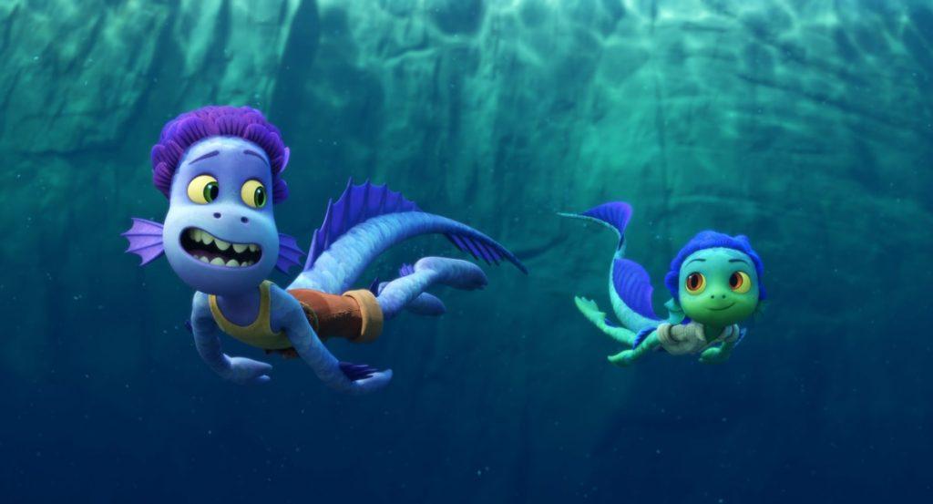 5 motivi per cui Luca è uno dei film Pixar più belli